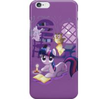 Twilight Sparkle - Bookworm Pony iPhone Case/Skin