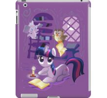Twilight Sparkle - Bookworm Pony iPad Case/Skin
