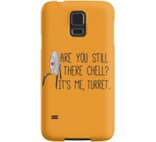 Are you still there? Samsung Galaxy Case/Skin