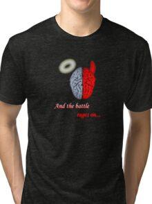 Mind Battle Tee Tri-blend T-Shirt