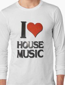 DellaLovesHouse Long Sleeve T-Shirt
