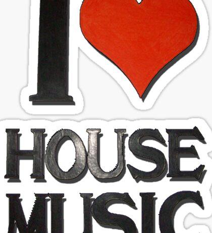 DellaLovesHouse Sticker