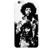 Jimi Hendrix  iPhone Case/Skin