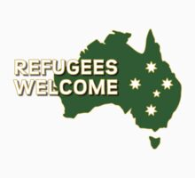 Refugees Welcome by theblastedtower