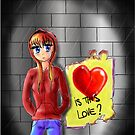 Is this love? by Sugarchoco