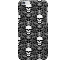 Black and White Skulls iPhone Case/Skin
