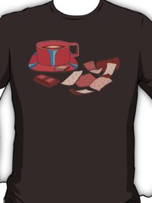 Chocolate And Biscuits T-Shirt