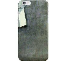 inside the darkened and almost abandoned chapel iPhone Case/Skin