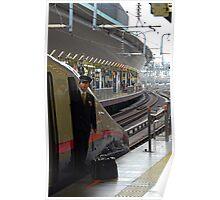 Bullet train - Driver - Tokyo Poster