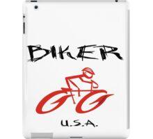 BIKER U.S.A. iPad Case/Skin