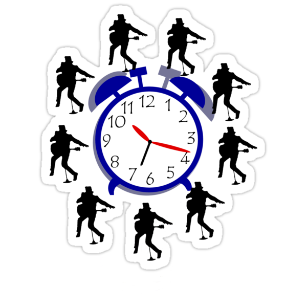 Rock around the clock by telberry