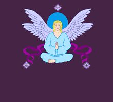 Royal Yoga Angel Unisex T-Shirt
