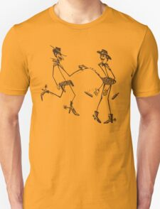 Fastest Draw in the West Unisex T-Shirt