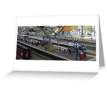 Southern Cross Station Greeting Card