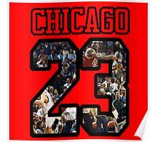 Jordan - No.23 Poster
