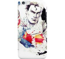 Justice League Splash Art iPhone Case/Skin