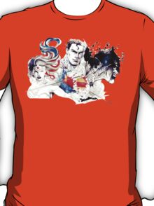 Justice League Splash Art T-Shirt