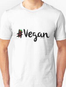 #Vegan: Raw & real - Graphic Tee T-Shirt