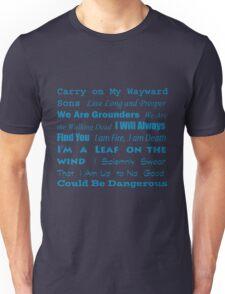 Multi Fandom Anthem Unisex T-Shirt