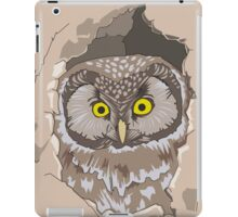 OWLs are Wise...OWLs are Good! iPad Case/Skin