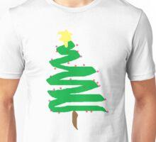 Christmas tree shirt Unisex T-Shirt