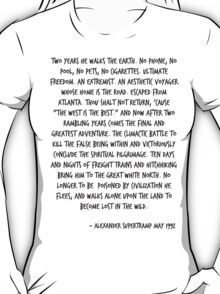 The West is Best T-Shirt