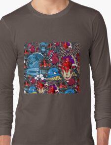 The Mashup... Long Sleeve T-Shirt