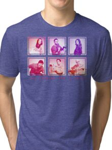 Community: We're back! Tri-blend T-Shirt