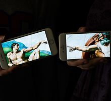 iphone sistine chapel by dream haven
