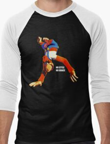Lanky Kong Men's Baseball ¾ T-Shirt