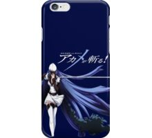 Akame Ga Kill- Esdeath iPhone Case/Skin
