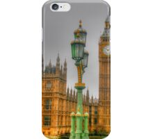 The Tower Of Big Ben iPhone Case/Skin