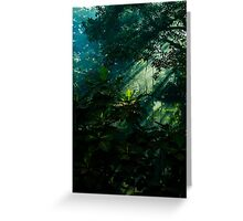Urban Nature Greeting Card