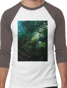 Urban Nature Men's Baseball ¾ T-Shirt