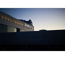 amway center sunrise Photographic Print