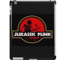 PUNK ROCK...as it was always meant to be! iPad Case/Skin