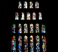 Nazareth Window by Mary  Lane
