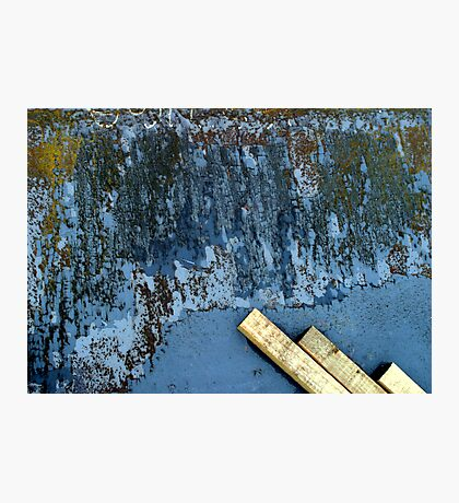 Blue hours Photographic Print