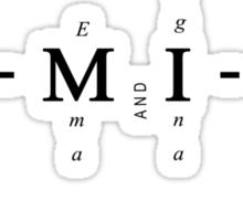 Swan Mills Family -  Sticker