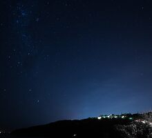 Light Pollution by beggsy