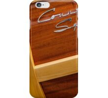 Country Squire iPhone Case/Skin