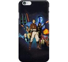 Serenity: The Alliance Strikes Back iPhone Case/Skin