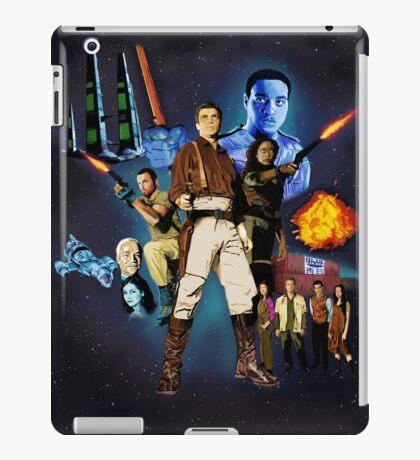 Serenity: The Alliance Strikes Back iPad Case/Skin
