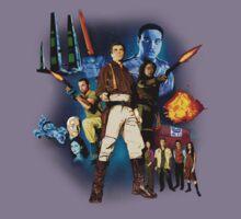 Serenity: The Alliance Strikes Back Kids Tee