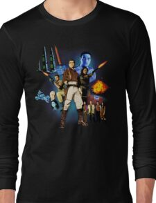 Serenity: The Alliance Strikes Back Long Sleeve T-Shirt