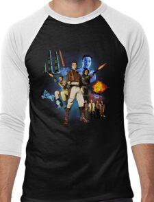 Serenity: The Alliance Strikes Back Men's Baseball ¾ T-Shirt