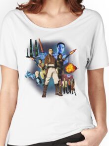 Serenity: The Alliance Strikes Back Women's Relaxed Fit T-Shirt