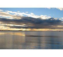 """Queens Bay""....Bowen. Photographic Print"