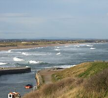 View Towards Blyth by pat oubridge