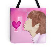 Jinki's Kiss Tote Bag